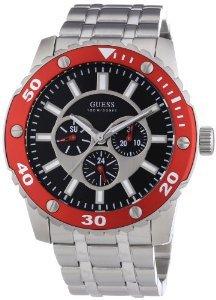 Guess Herren-Armbanduhr für 78,78€ kostenloser Versand [idealo 135,20€]