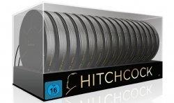 Hitchcock Collection (Blu-ray) Limited Edition für 84,75 Euro (statt 139,99 Euro bei Idealo) bei Amazon