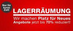 Home 24 Lagerräumung bis zu 70% Rabatt + 10€, 20€, 50€ und 100€ Gutschein ab MBW