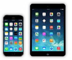 iPhone 5S + iPad mini für nur 1 Euro inkl. Telekom Comfort M-Allnet-Flat Vertrag für 39,95 Euro mtl. bei logitel.de