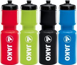 JAKO Trinkflasche für 2,77 € inkl. Versand statt 7,40 € (idealo.de Preisvergleich) bei 11teamsports.de
