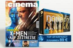 James Bond Bluray Jubiläums Collection + 12 Ausgaben Cinema zusammen 89€ @cinemaabo.de