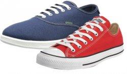 Javari Sale mit bis zu 60% Rabatt, z.B. die Pioneer canvas PN265243 Herren Sneaker für nur 19,96€