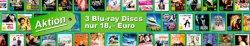 JPC Aktion: 3 Blu Rays für 18€ + 2,99€ Versankosten