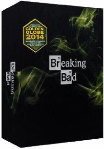 Komplettbox von Breaking Bad 21 DVDs nur 58,37€ statt 78,00€ @Amazon.it (Italien)