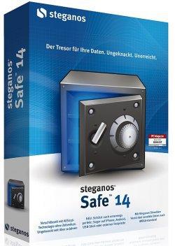 Kostenlos Steganos Safe 14 für Windows@ Steganos