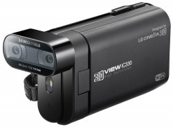 LG DXG IC330 3D Camcorder für 51,70 € (130,30 € Idealo) @Amazon