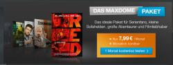 Maxdome für 3 Monate 3€ statt 7.99€ je Monat