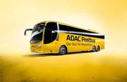 Mit dem ADAC Postbus ab 5,10€ durch Deutschland fahren durch Gutscheincode