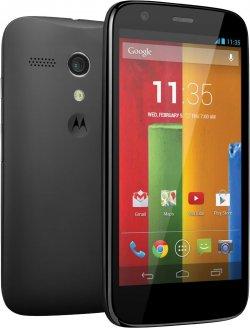 Motorola Moto G 4,5″ 16 GB Android 4.3 Smartphone für 179 Euro (statt 193,99 Euro bei Idealo) bei Ebay