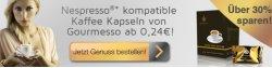Nespresso 10 + 1 Aktion mit Gutscheincode, 5€ Gutschein und Versandkostenfrei ab 60€ MBW