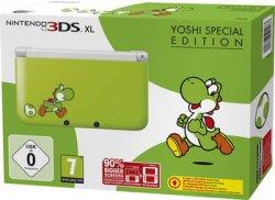 Nintendo 3DS XL Yoshi Special Edition bei Saturn.de für 169€ inkl. Versand (Idealo 176€)