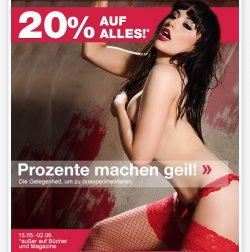 Orion Onlineshop: 20% AUF Alles (ausser Bücher / Magazine)