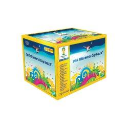 Panini Sammelbilder – Fifa World Cup Brasil 2014, Sammelsticker im Display, 100 Tüten a 5 Sticker (500 Einzelsticker!)  jetzt nur noch 43,99€ statt 60€ @Amazon.de