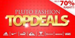 Pluto Fashion Top Deals mit bis zu 70 Prozent Rabatt bei Plutosport