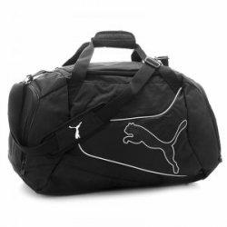 Puma Fussball- / Sport-taschePowercat 5.12 Holdall – Black/White für 16,05€ statt 27,98 € inkl. Versand+5% Extrarabatt für Neuk. @ZAVVI