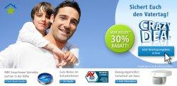 RWE Smarthome Crazy Deals mit 30 % Rabatt @rwe-smarthome.de