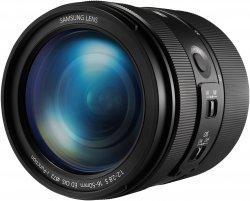 Samsung EX-S1650ASB Premium NX Bajonett Standard-Zoomobjektiv für 499,00 € (1.021,99 € Idealo) @Amazon