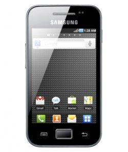 Samsung Galaxy Ace S5830i mit mobilcom-debitel Flat M Internet Aktion für 4,95€ mtl. @getmobile