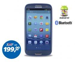 Samsung Galaxy S3 für unschlagbare 199€ am 19.05.2014 bei real,- online und im Markt