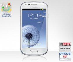 Samsung Galaxy S3 mini für 89 € + monatlich kündbarer Tarif @Tchibo (Simlock)