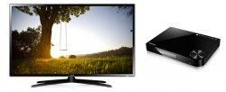 Samsung UE46F6100 + gratis Blu-ray Player + zwei 3D-Brillen für 399€ [idealo 508,99€]