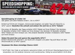Sc24.de: bis 42% Aktion nur kurze Zeit mit Gutschein
