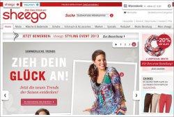Sheego : 16,95€ Gutschein MBW 30€ + 4 Gratis Zugaben