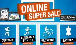 Sport und Freizeit Ausrüstung und Kleidung -20 % Rabatt bei Hervis – nur am 20.05.2014 – MBW 100€