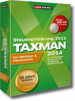 Taxman 2014 gratis als Download statt 19€ im Verkauf @focus.money.de