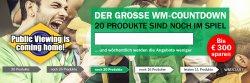 Teufel, WM-Sale bis zu 300 €uro sparen + Gratiszugabe