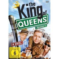 The King of Queens – Staffel 1 bis 3 (Sonderedition) auf DVD – nur 6,00 Euro pro Staffel (statt 15,96 Euro je Staffel bei Idealo) bei Saturn