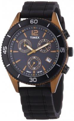 Timex Unisex-Armbanduhr Chronograph T2N829 für 39,01 € (60,39 € Idealo) @Amazon