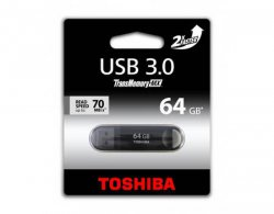 Toshiba 64GB USB 3.0 Stick Suzaku mit Gutschein für nur 25,10€ @MeinPaket.de