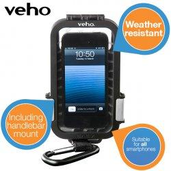 VEHO Wetterfestes Gehäuse für Smartphones für 19,95 € zzgl. Versand (53€ Idealo) @iBOOD