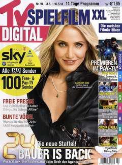Verschiedene Halbjahres Abo z.B. TV SPIELFILM XXL Digital für effektiv 0,35€ @leserservice.de