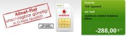 Vodafone Allnet-Flat + Surf-Flat (1GB) für 12,95€/Monat @Modeo
