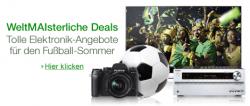 WeltMAIsterliche Deals Aktion bei Amazon z.B. Grundig 42 VLE 922 BL 107 cm (42 Zoll) 3D LED TV für 439,99 Euro (statt 519,00 Euro bei Idealo)