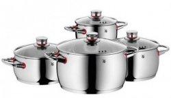WMF Topfset Quality One mit 4 Induktions-Kochtöpfen inkl. Deckel für 95€ [Idealo: 140€] @home24.de