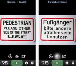 Word Lens – Übersetzungs App + Sprachpakete kostenlos statt 4,49 Euro bei iTunes