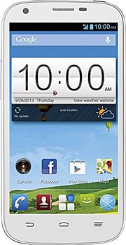 ZTE Blade Q Maxi Android 4.2. Smartphone für nur 111,00 Euro (statt 139,00 Euro bei Idealo) bei Smartkauf