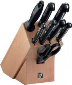 Zwilling 31665-000 Messerblock Twin Gourmet 9-teilig für 99,00 € (190,97 € Idealo – 48% gespart) @Amazon
