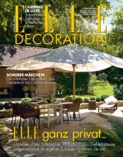 1 Jahres Abo ELLE Decoration rechnerisch für 1€ dank Bargeldprämie von 35€ @Elle-Abo.de