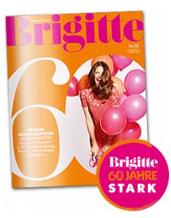 1x Brigitte gratis erhalten oder verschenken ohne Verpflichtung