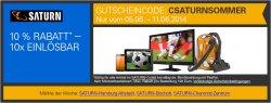 10% Gutschein für Saturn Outlet bei ebay – z. B. Motorola Moto G 8GB für 142€ @ebay