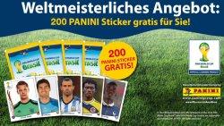 13 Ausgaben Sportbild lesen + 200 Fußball Sammelsticker für nur 15,60€ frei Haus + 1 Monat gratis lesen bei Lastschrift