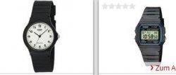 2 Modelle Casio Quarz Armbanduhr für 8,99€ inkl. Versand