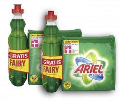 2er Pack Ariel Compact Waschmittel 16 Waschladungen +Gratis Fairy Original 450ml nur 9,98€ @amazon