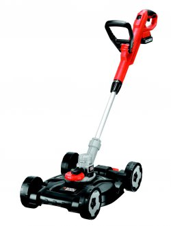 3 in 1 Black&Decker Multi Akku-Rasentrimmer Set mit Chassis 139,90€ statt 166,90€ @notebooksbilliger