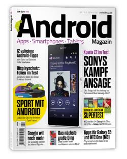 4 kostenlose Apps für Android aus dem Android Magazin Juli/August